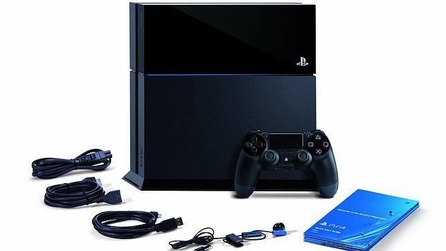 PlayStation 4 j0312mx312