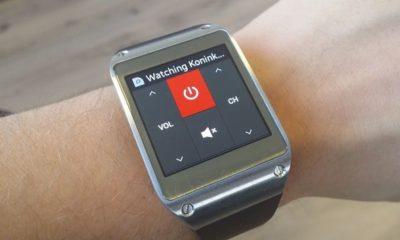 Smart Remote nos permite controlar la TV con el Galaxy GEAR 58