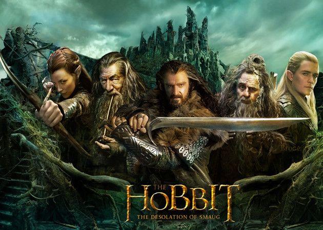 Últimos vídeos antes del estreno de El Hobbit: la desolación de Smaug