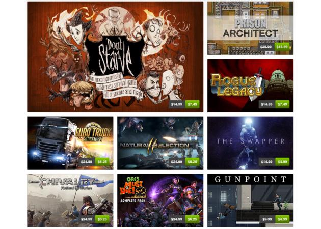 Nace la Humble Bundle Store: descuentos diarios en juegos multiplataforma