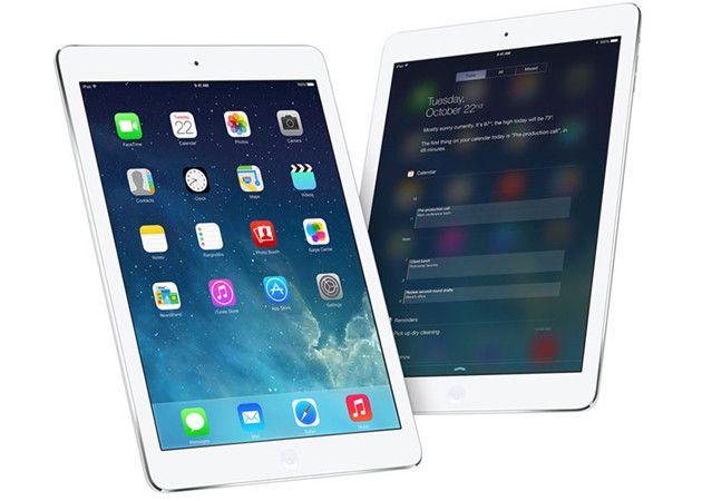 Ya está disponible el iPad Air