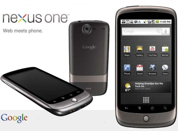 Nexus One recibe Android 4.4 gracias a XDA-Developers