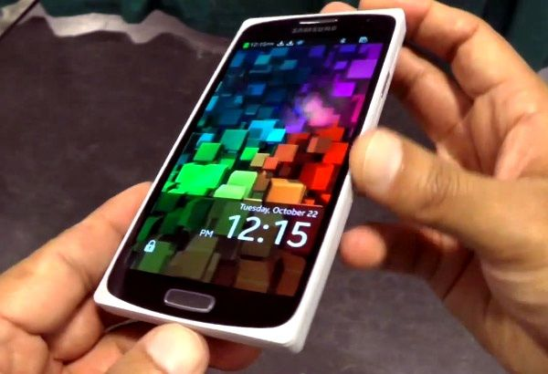 primer smartphone con tizen tecnología n3213m12xx3
