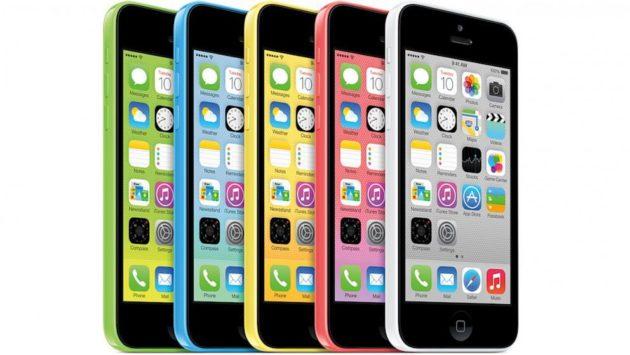Foxconn detiene la producción del iPhone 5c en una de sus fábricas