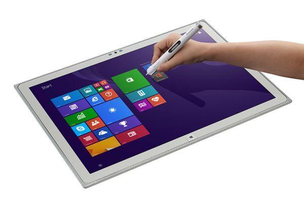 Panasonic lanzará su tablet gigante en enero por 5.999 dólares