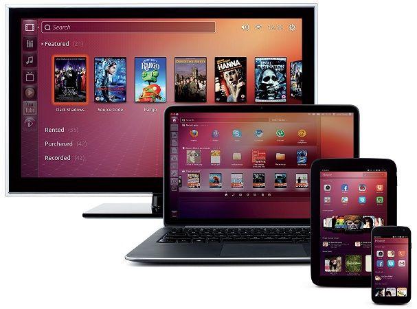 Emulador experimental de Ubuntu Touch ya disponible