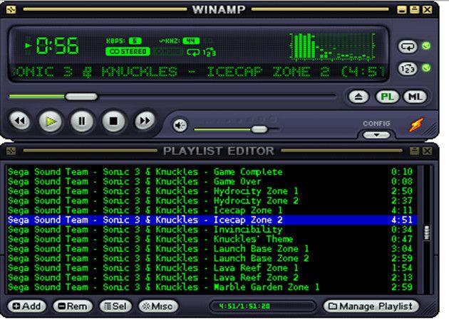Winamp cierra después de quince años