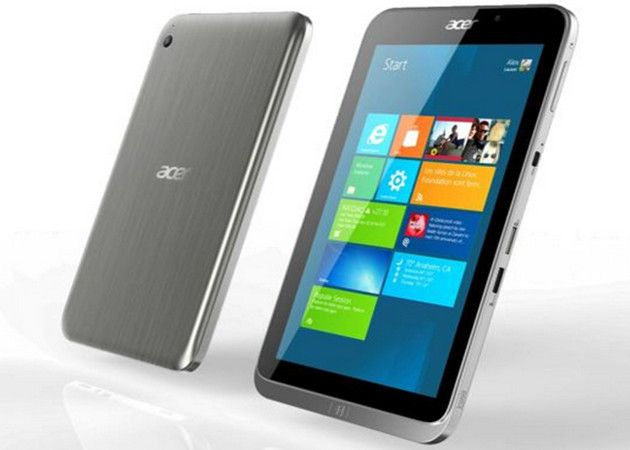 Acer Iconia W4, listo para lanzamiento