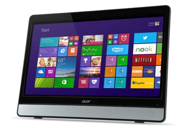 Acer FT200HQL, monitor táctil económico