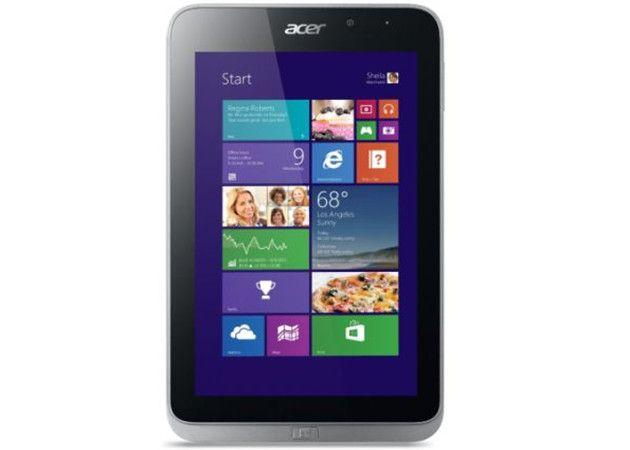 Acer Iconia W4, otro tablet Windows 8.1