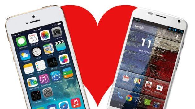 App Store y Google Play unidas en 2014 para dominar el sector móvil