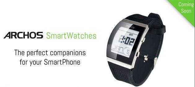 relojes inteligentes de Archos