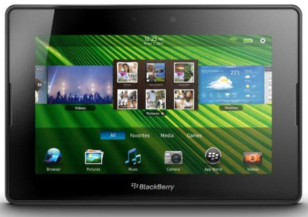 BlackBerryPlayBook