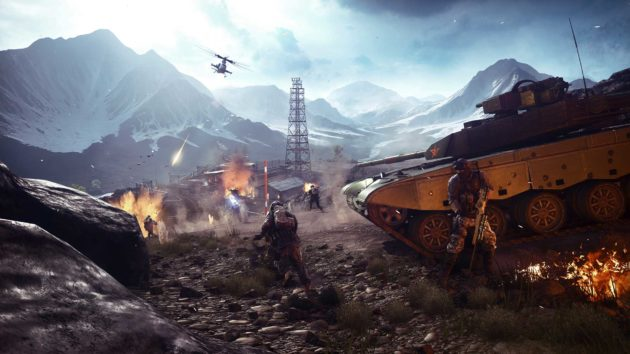 China ha prohibido Battlefield 4 porque afecta a la seguridad nacional