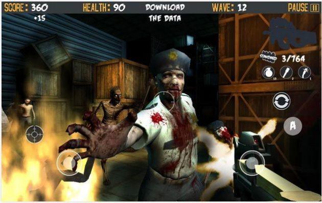 Dead Corps Zombie Outbreak j0231mx3