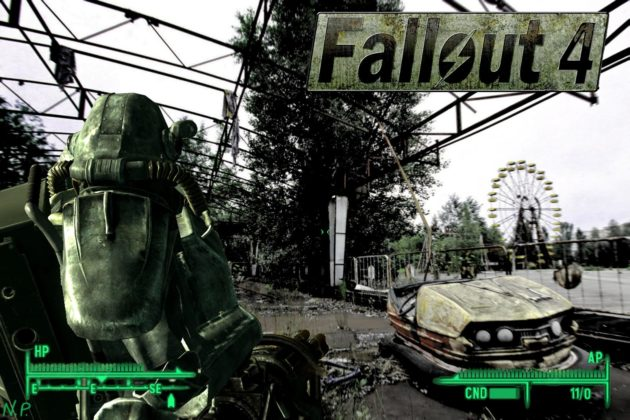 Fallout 4 winter is coming 3m120x32