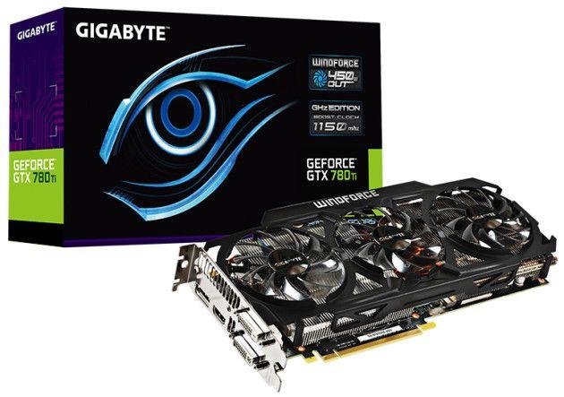 GIGABYTE GTX 780 Ti GHz Edition n39213mn1mx3