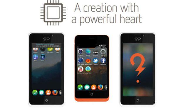 Geeksphone Revolution anunciado, se basa en Intel