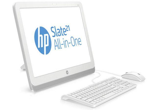 HP prepara maxi tablet 21 pulgadas con Android