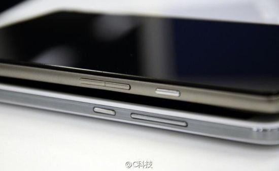 Se filtran nuevas imágenes del Huawei Ascend Mate 2