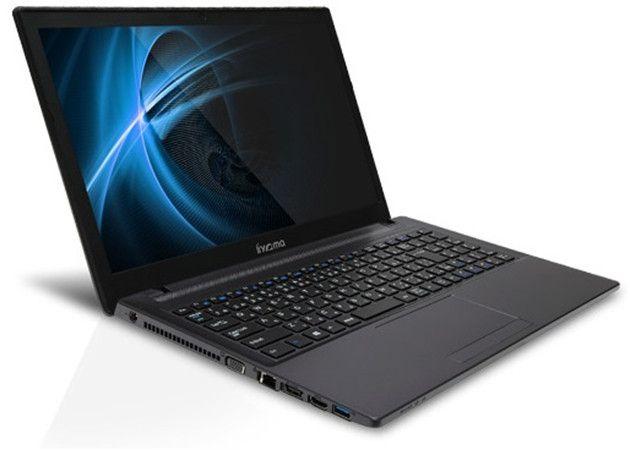 Iiyama presenta portátil para juegos 15GSH7010