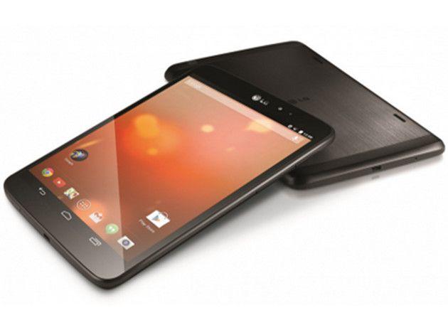 LG G Pad 8.3 ahora en versión Google Play Edition