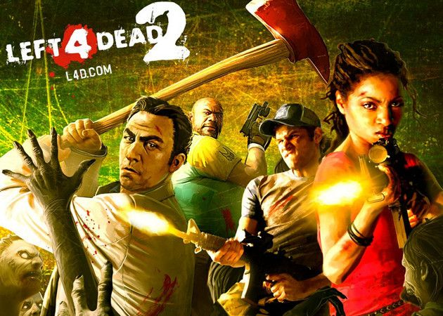 Left 4 Dead 2 gratis en Steam