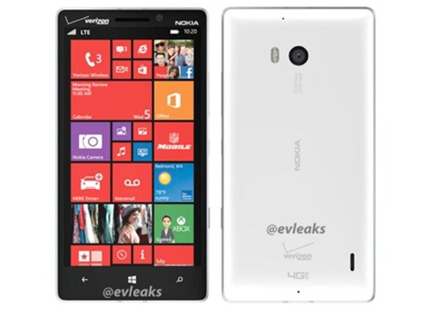 Todo listo para el Nokia Lumia 929