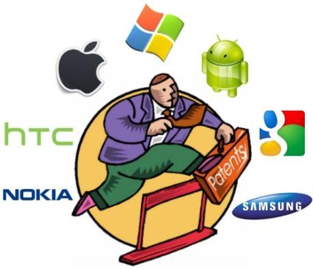 Peligran los beneficios que obtiene Microsoft de Android por patentes
