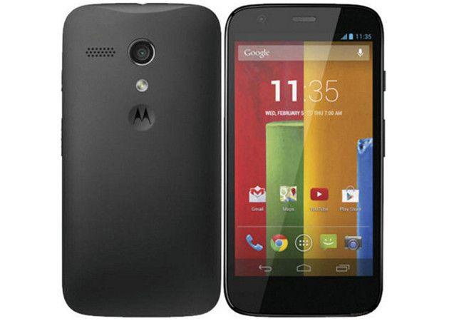 Motorola Moto G, a la venta
