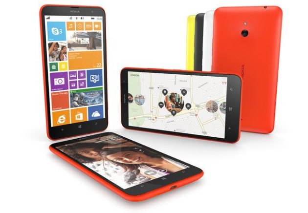 Nokia Lumia 1320 ya está disponible km3012mx