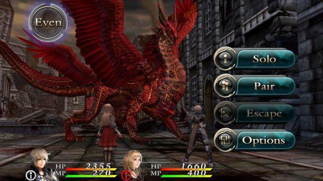 Repasamos las ofertas de Square Enix en la App Store