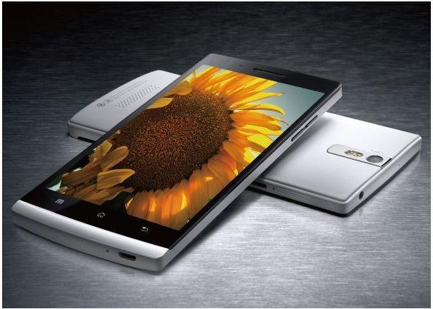 Oppo Find 7 con pantalla 2K y Snapdragon 805 llegará en 2014
