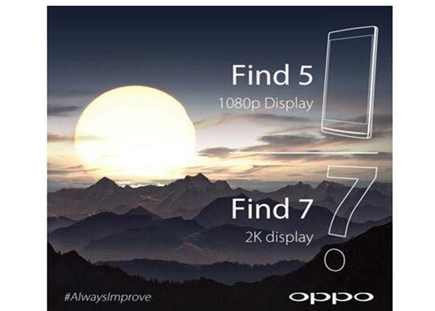 Oppo confirma un 'móvil' de 7 pulgadas con resolución 2K