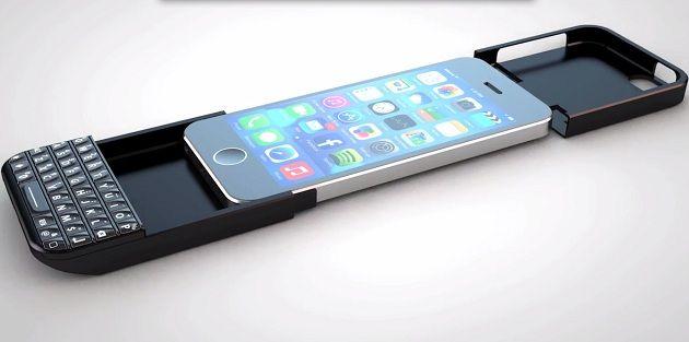 Teclado Typo iphone in3012mx32xx