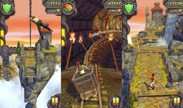 Temple Run 2 aterriza en Windows Phone 8 con logros en Xbox Live