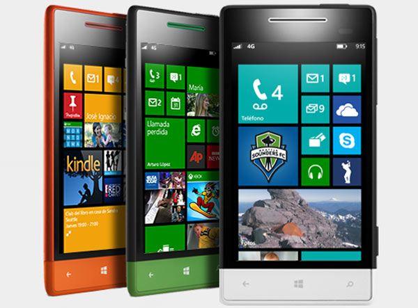 Windows Phone 9 i3m012m31x