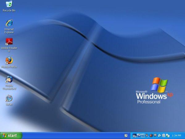 Windows XP es cada vez más lento 3im210mx