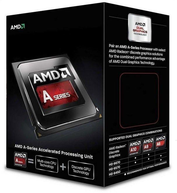 Especificaciones de las APUs A10-7850K y A10-7700K