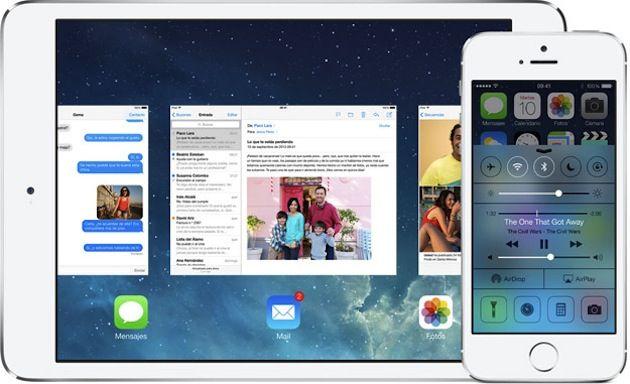 tasa de adopción de iOS 7
