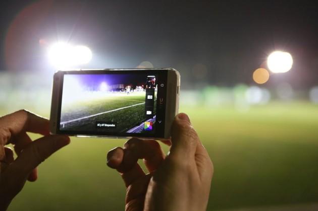 HTC cambia la imagen del Villaverde C.F