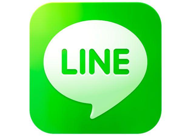 Line caída de WhatsApp