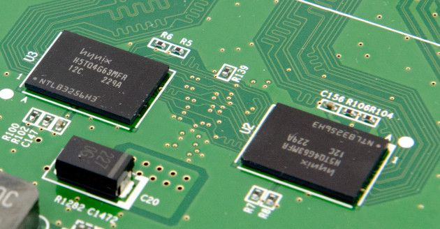 memorias 3D mn032m10mx33