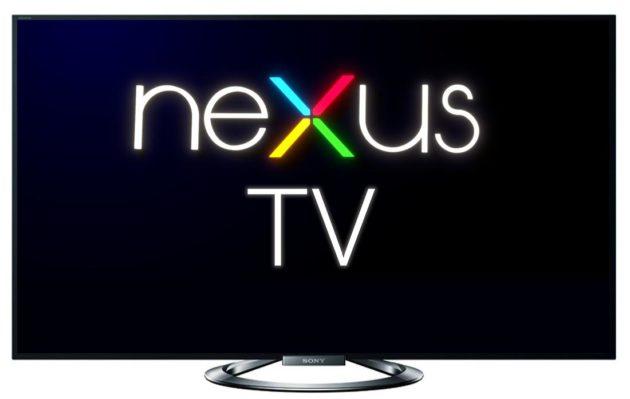 Google Nexus TV: todo tu contenido multimedia y videojuegos