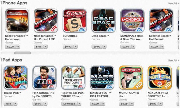 rebajas en la App Store om321mx3
