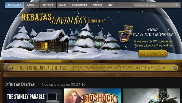 rebajas navideñas en Steam3