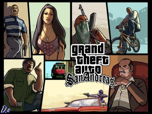 Rendimiento de GTA San Andreas en iPhone 4, 4S, 5 y 5s