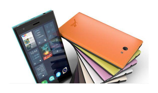 smartphone con Sailfish OS m0321m01mx33