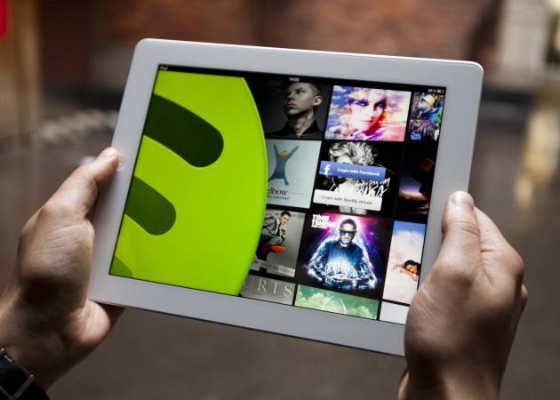 Spotify, a por los dispositivos móviles y las cuentas gratuitas
