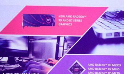 AMD anuncia las Radeon R9/R7/R5 Mobile